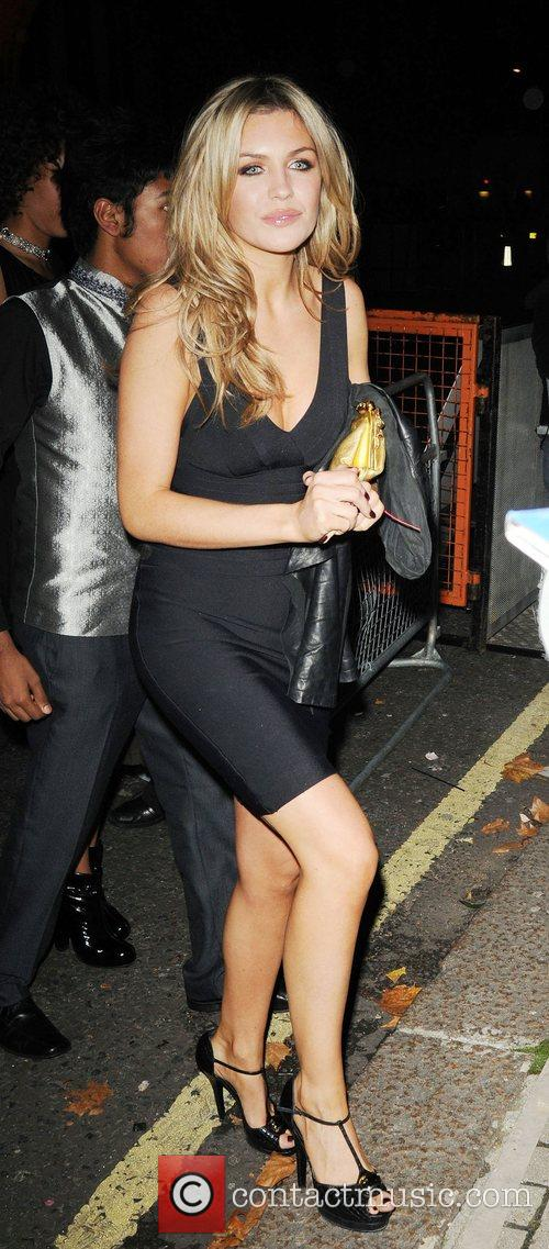 National Television Awards 2008 - Afterparty held at...