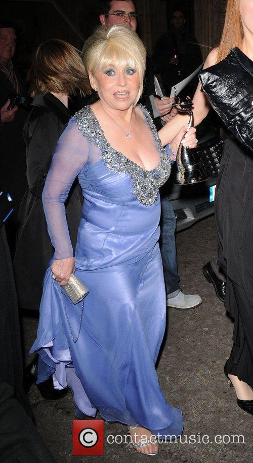 Barbara Windsor National Television Awards 2008 - Afterparty...