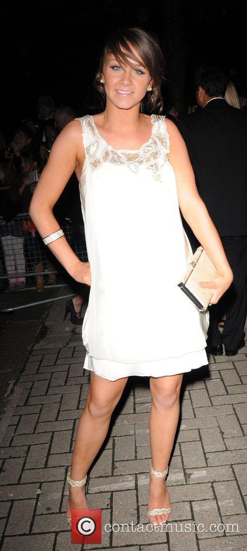 Brooke Vincent National Television Awards 2008 - Afterparty...