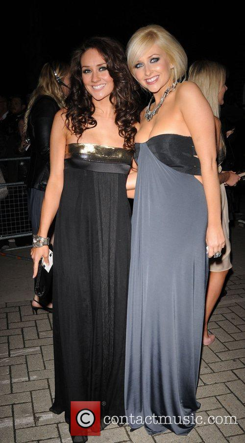 Claire Cooper, Gemma Merna National Television Awards 2008...