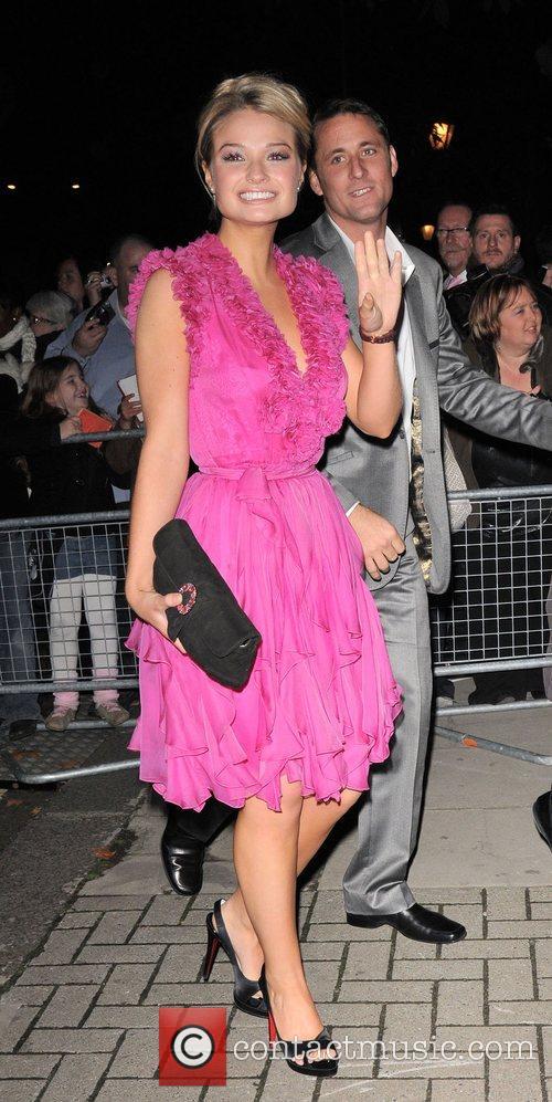 Emma Rigby, Nick Pickard National Television Awards 2008...