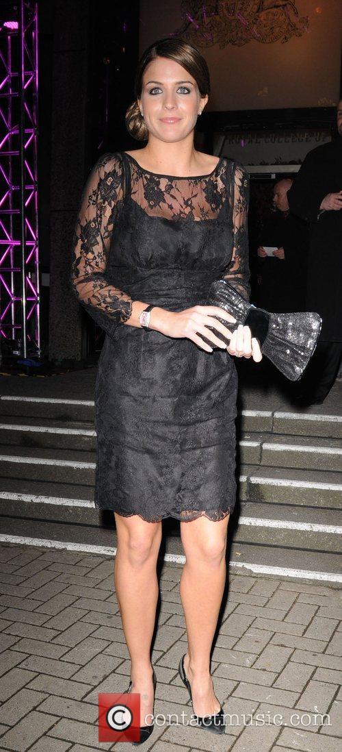 Gemma Atkinson National Television Awards 2008 - Afterparty...