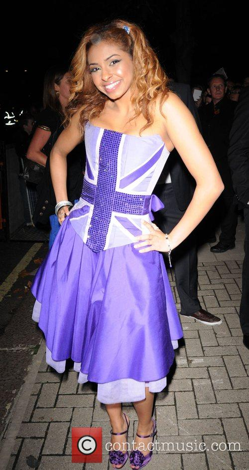 Guest National Television Awards 2008 - Afterparty held...