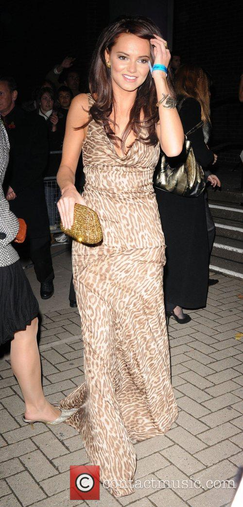 Kara Tointon National Television Awards 2008 - Afterparty...