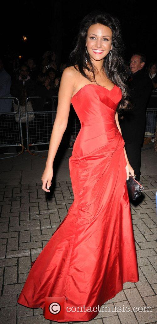 Michelle Keegan National Television Awards 2008 - Afterparty...