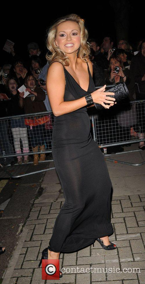 Ola Jordan National Television Awards 2008 - Afterparty...