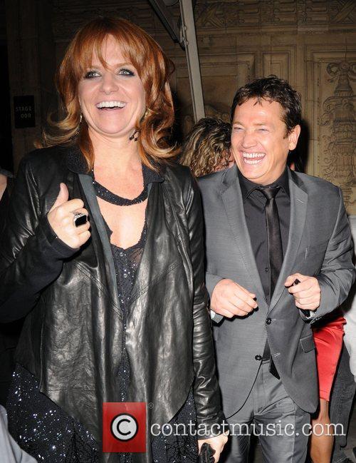 Patsy Palmer National Television Awards 2008 - Afterparty...