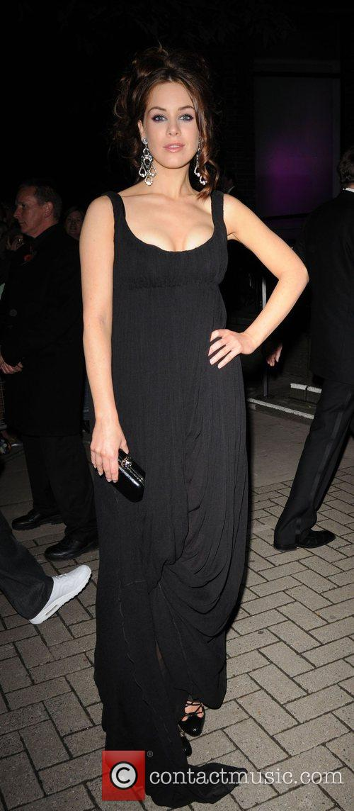 Roxanne McKee National Television Awards 2008 - Afterparty...