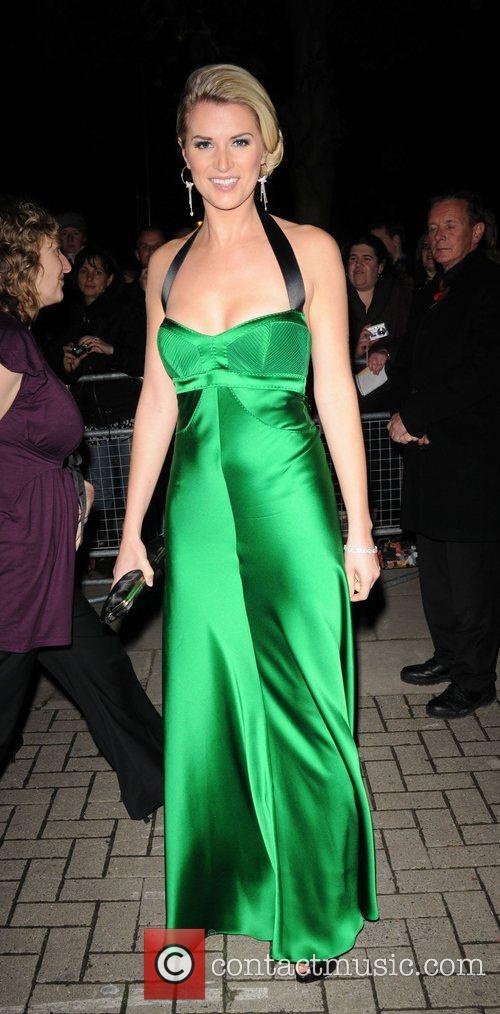 Sarah Dunn National Television Awards 2008 - Afterparty...