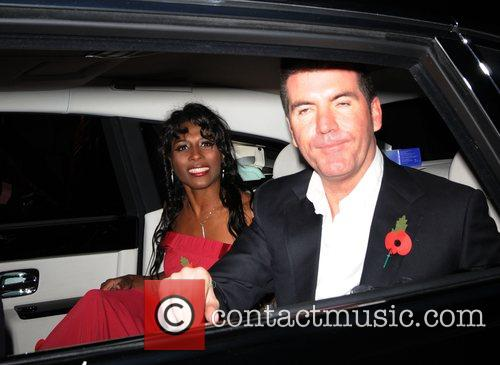 Sinitta, Simon Cowell National Television Awards 2008 -...