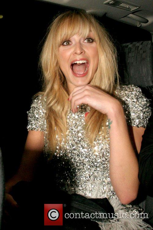 Fearne Cotton National Television Awards 2008 - Afterparty...