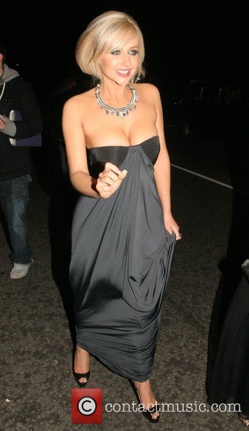 Gemma Merna National Television Awards 2008 - Afterparty...