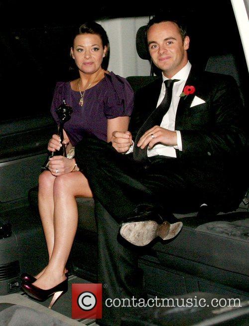 Lisa Armstrong and Ant McPartlin National Television Awards...