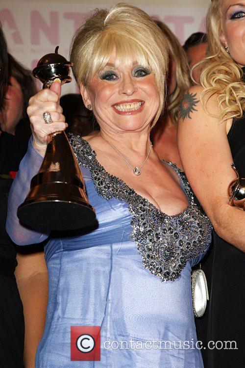 Barbara Widsor, Easterders winner of Best Soap The...