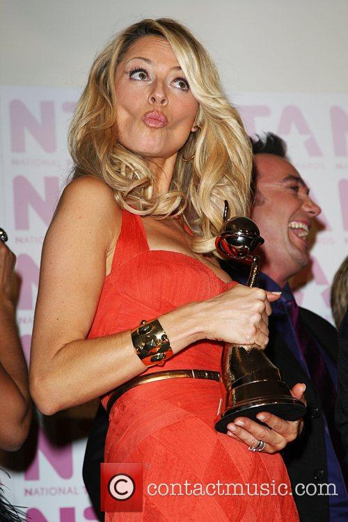 Tess Daly - Strictly Come Dancing winner of...
