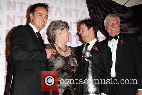 Anthony McPartlin and Declan Donnelly, Peter Purves, Valerie...