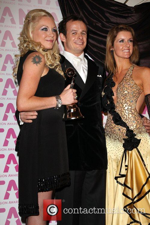 Rita Simons, Winner of 'Best Newcomer Award' with...