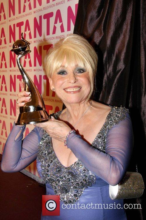 Barbara Windsor, Easterders winner of Best Soap National...