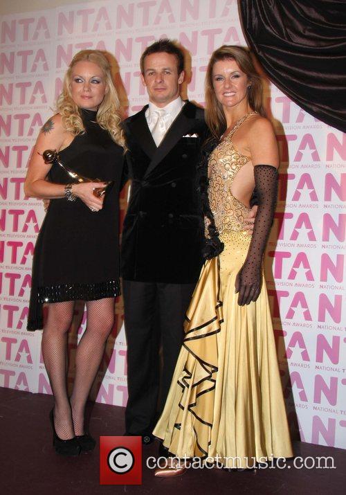 Rita Simmons and Guests National Television Awards 2008...