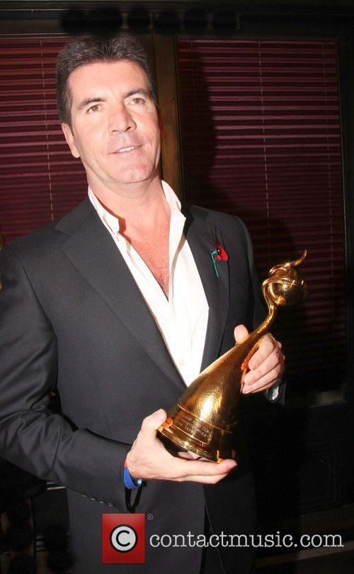 Simon Cowell and Andrew Lloyd Webber National Television...