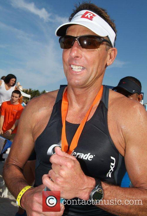 The Second Annual Nautica South Beach Triathlon, which...