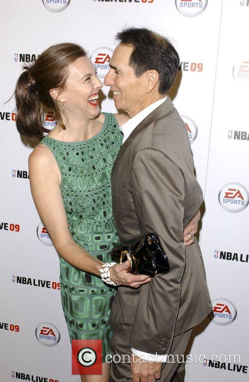 Brenda Strong and Tom Henry Launch party for...