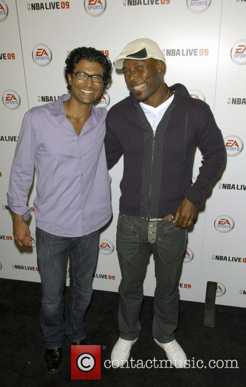 Sendhil Ramamurthy and Jimmy Jean-Louis Launch party for...