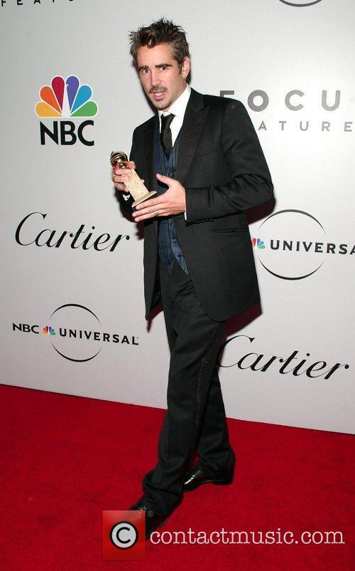 Colin Farrell 66th Annual Golden Globe