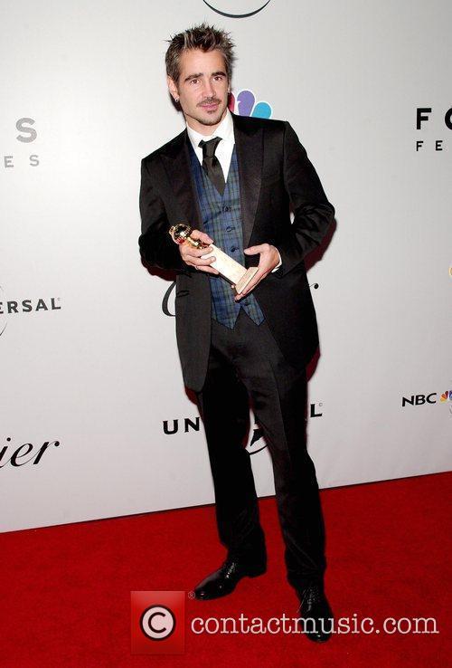 Colin Farrell, NBC