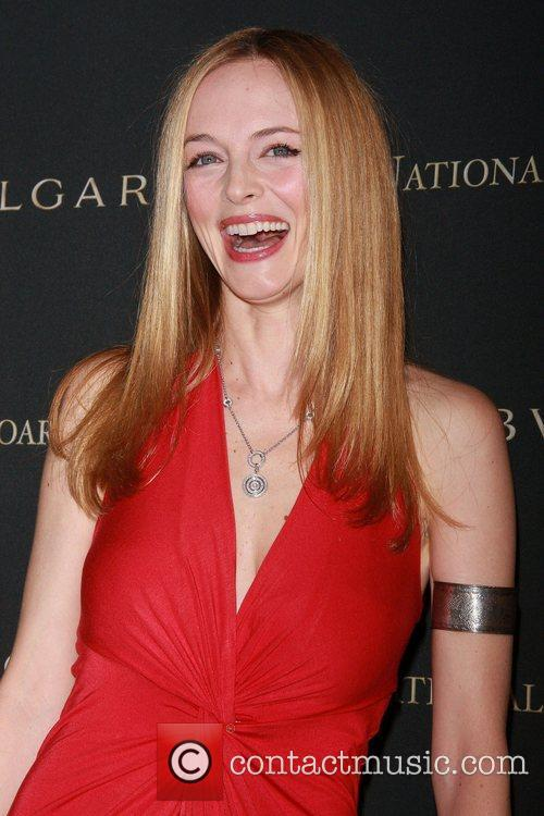 Heather Graham 2008 National Board of Review of...