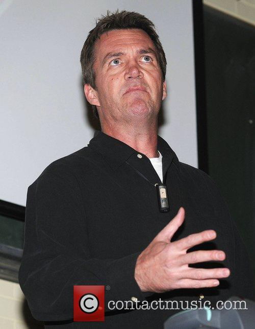 Actor Neil Flynn and Scrubs 2