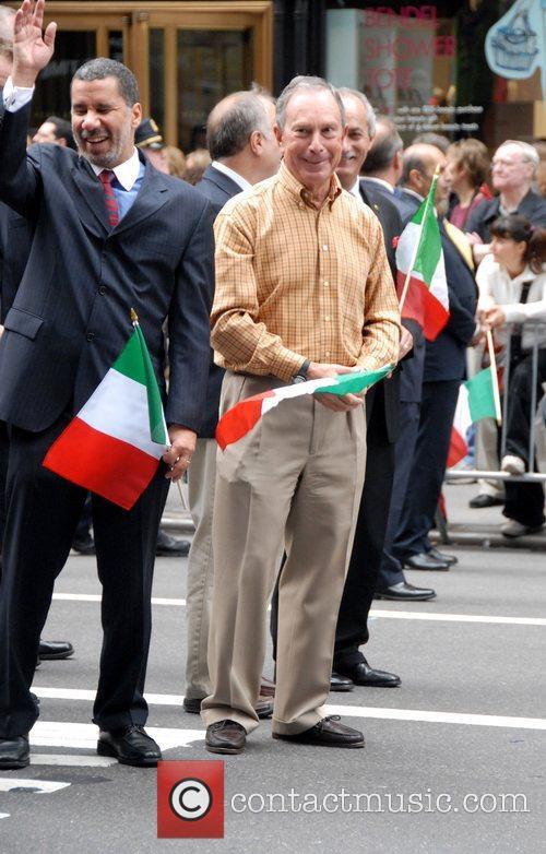 2008 Columbus Day Parade
