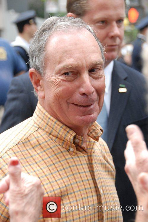 Mayor of New York City, Michael Bloomberg 2008...