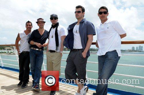 Danny Wood, Donnie Wahlberg and New Kids On The Block 1