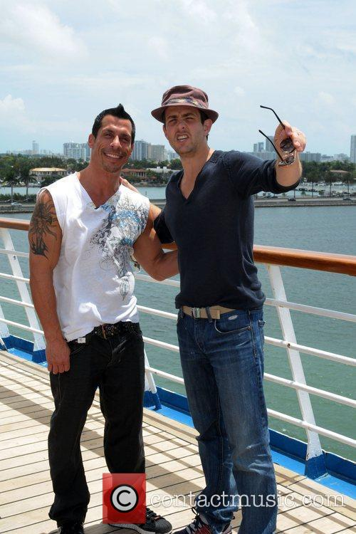 Danny Wood and New Kids On The Block 3