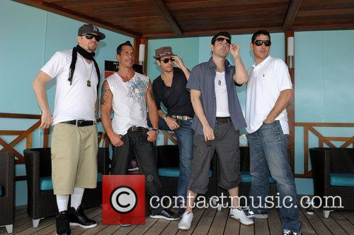 Donnie Wahlberg and New Kids On The Block 2