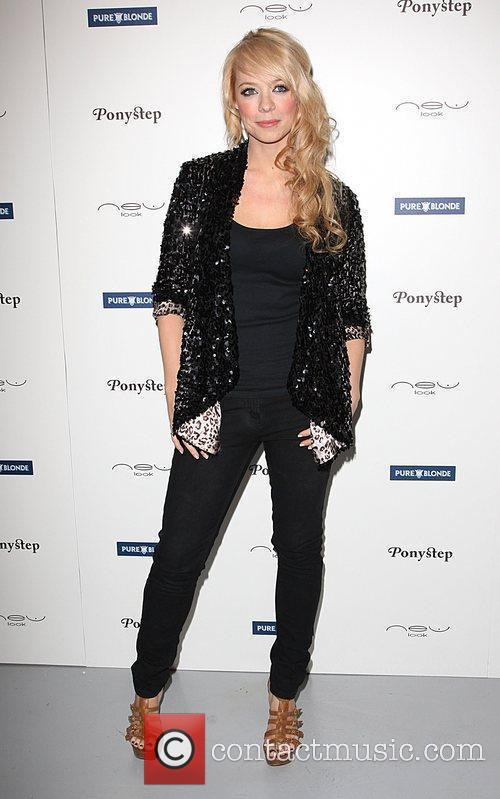 Liz McClarnon New Look a/w 2009 party held...