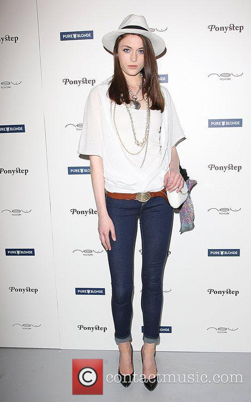 Charlotte Pallister New Look a/w 2009 party held...