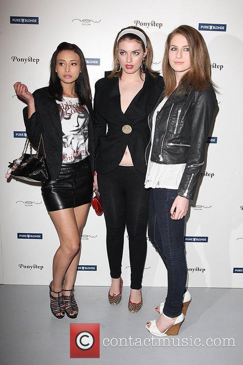 Leah Weller, Tali Lennox, Lola Lennox New Look...