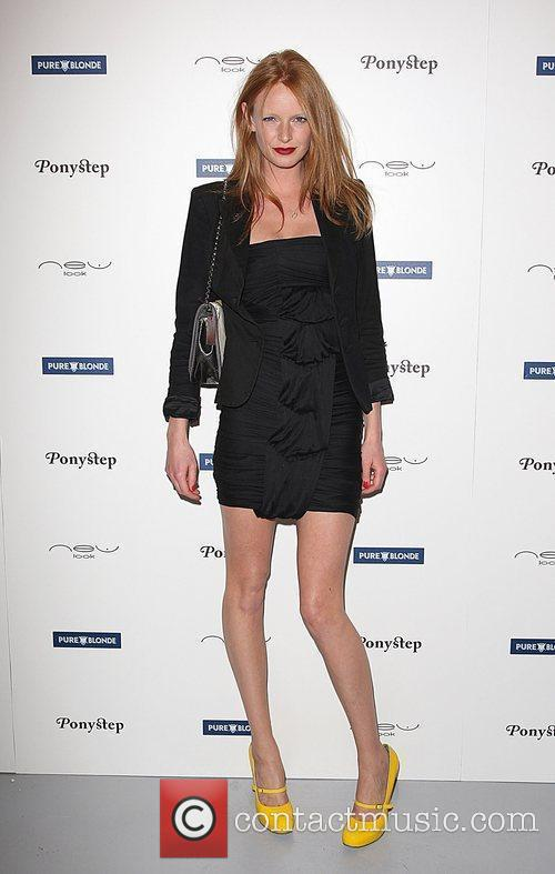 Olivia Inge New Look a/w 2009 party held...
