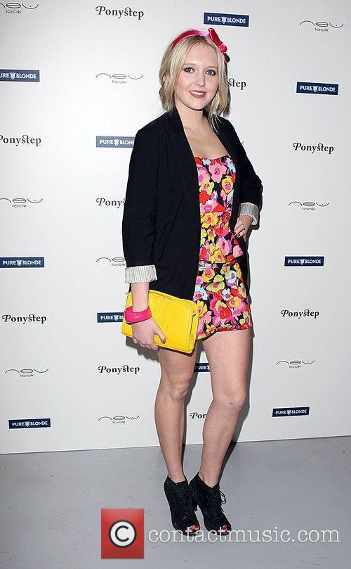 Samantha Marchant New Look a/w 2009 party held...