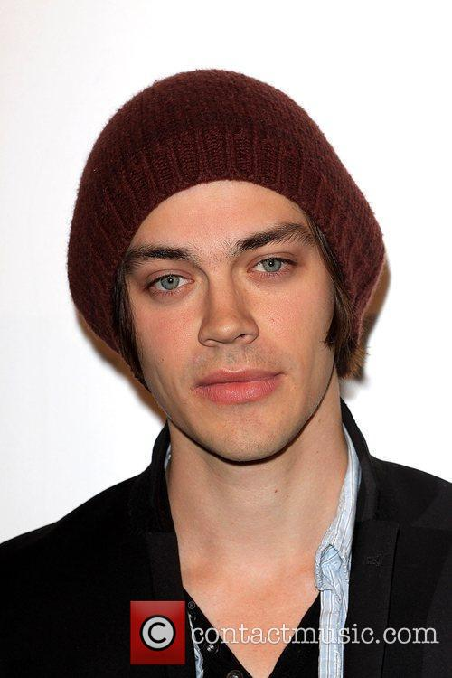 Tom Payne New Look a/w 2009 party held...