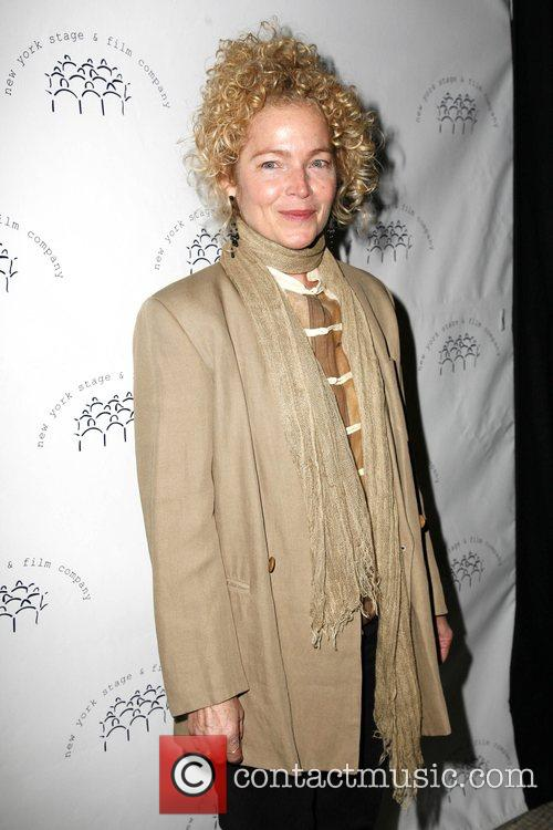Amy Irving New York Stage and Film Annual...