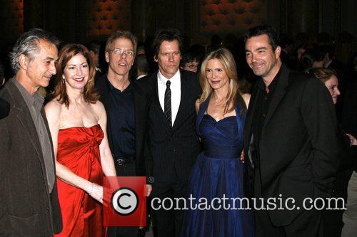 David Strathairn, Dana Delany, Guest, Kevin Bacon, Kyra...