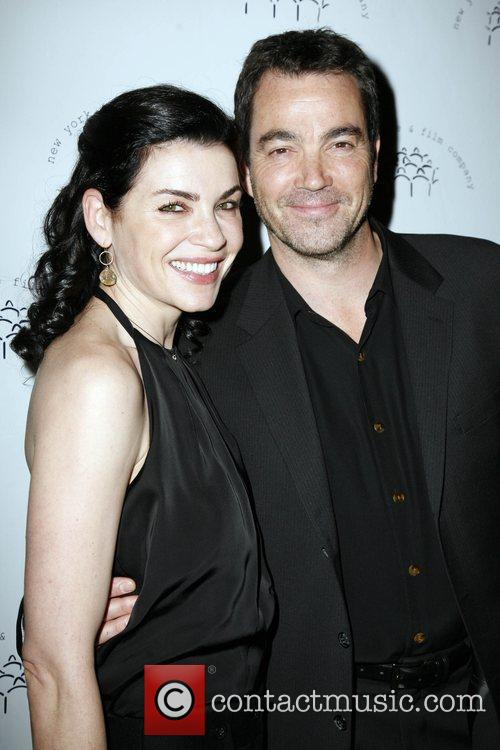 Julianna Margulies and Jon Tenney New York Stage...