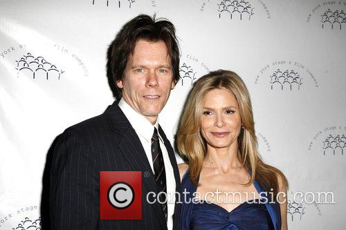 Kevin Bacon and Kyra Sedgwick New York Stage...
