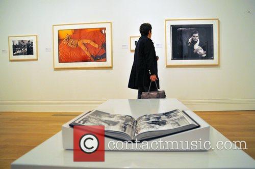 'Annie Leibovitz: A Photographer's Life 1990-2005', an exhibition...