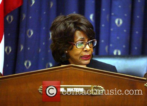 Congresswoman Maxine Waters Top leaders from Freddie Mac...