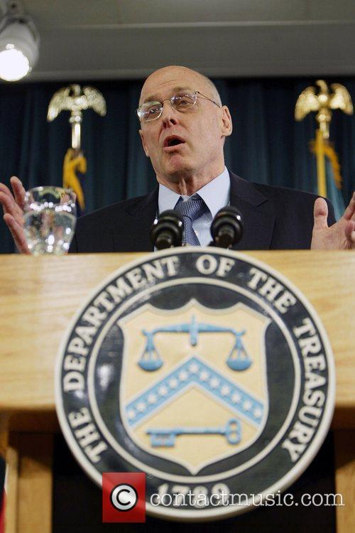 United States Treasury Secretary Henry Paulson 11