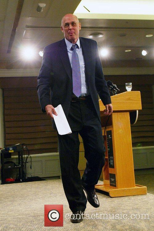 United States Treasury Secretary Henry Paulson 10